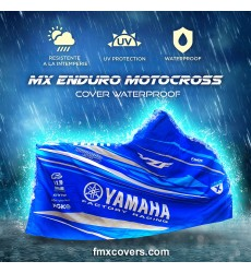 Cobertor Moto MX Motocross Enduro - # - FMX Covers - 10